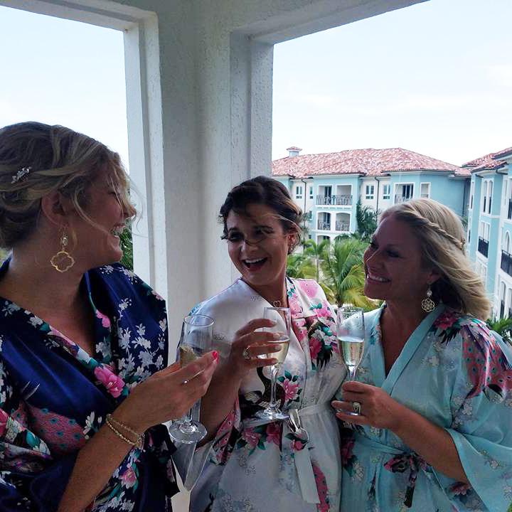 Cheers Bridesmaids